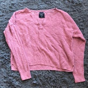 Abercrombie & Fitch Long-Sleeved Sweater 💋